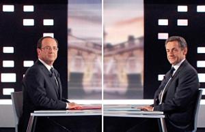 En attendant le quatre cent vingt deuxième fafiot! dans Où est Charlie? débat-hollande-sarkozy-2012-300x194